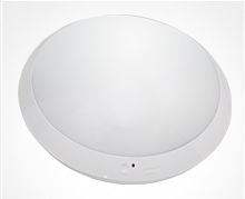 LED Round Bulk Head with Emergency & General light